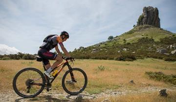 KTM Dama Alchemist, vittoria di Samparisi in Sardegna