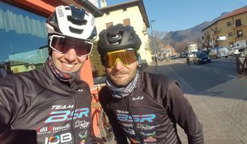 Team BSR, a Ivan Pintarelli il Trittico Veronese XC