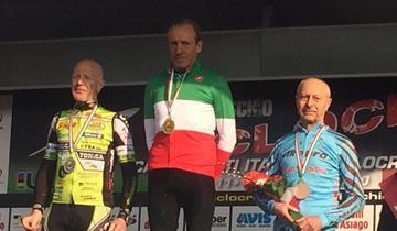 Team BSR, Valentini Campione Italiano CX