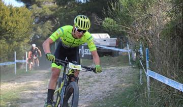 Due podi e una top ten per lo Scott Libarna RT ad Andora