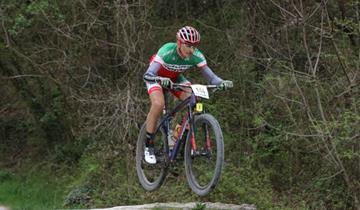 Racing Rosola: Leo Arici nell'uovo di Pasqua ha trovato la gara di Fornovo