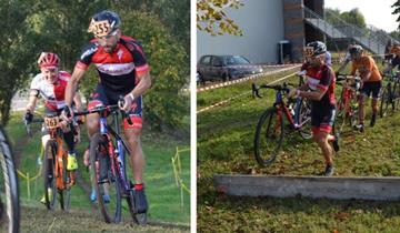 Al via la stagione di CX per il Racing Rosola Bike