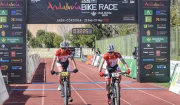 Cicli Taddei, in Andalucia Failli 5° dopo una caduta