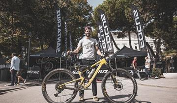 Santa Cruz FSA, Tiberi e Bertolini al Trophy of Nations (Enduro)