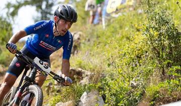 Alessio Agostinelli entra nel team KTM Protek Dama