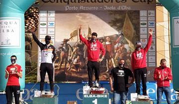 Wilier 7C Force, Johnny Cattaneo 2° alla Conquistadores Cup