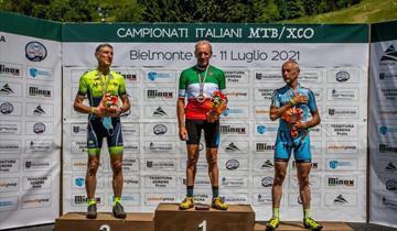Team BSR, Renzo Valentini campione italiano XCO