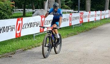 Team BSR Meano, Lenzi 4° al Campionato Provinciale XCO