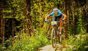 Team BSR, Pallaoro 14° alla Engadin Bike Giro 2021