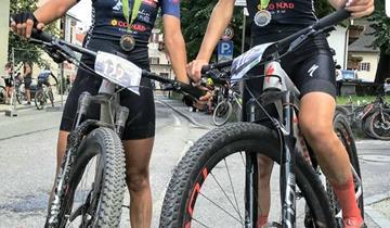 Team Cingolani, Ciuffini argento alla Dolomiti Superbike