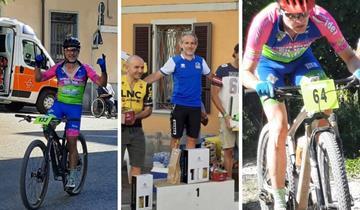 Lugagnano Off Road, Zuccolini vince alla Francigena Cup