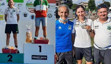 Lugagnano Off Road, Sesenna seconda all'italiano marathon