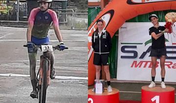 Lugagnano Off Road, Sesenna sul podio della Sasso Race