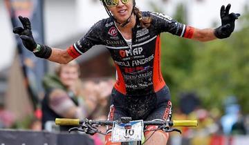 OMAP Cicli Andreis, Chiara Burato regina di Cortina