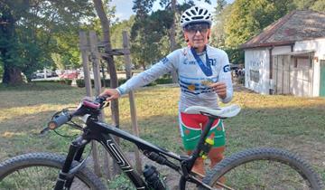 Karin Tosato che gioia, ancora Campionessa Europea
