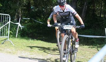 RH Racing Team, a Cogne vittoria assoluta della Oberparleiter