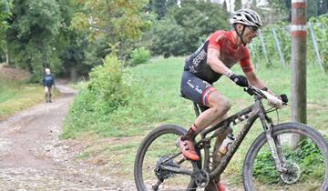 Racing Rosola Bike, Leonardo Arici chiude il 2021 vincendo