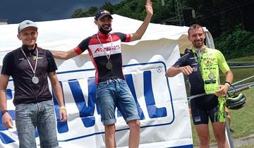 Racing Rosola Bike, Pancera sugli scudi a Pontida