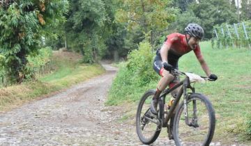 Racing Rosola, Pancera in vetrina alla Gimondi Bike