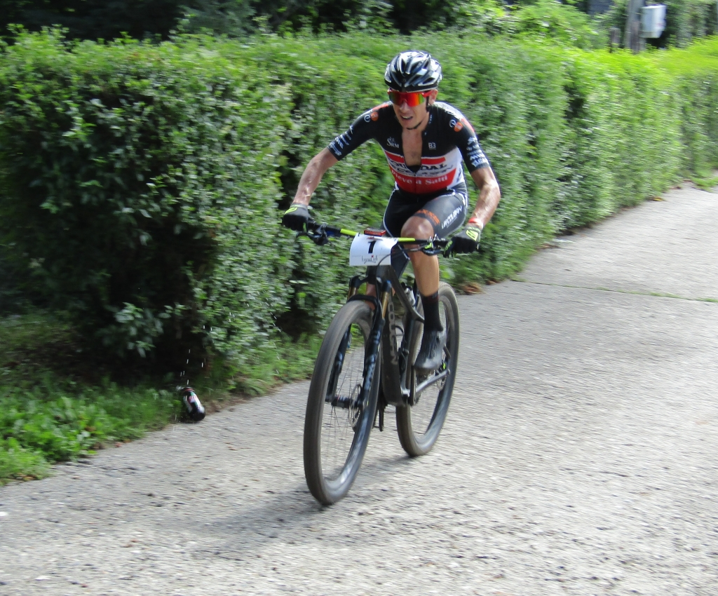 Daniele Mensi terzo alla ValSeriana Marathon
