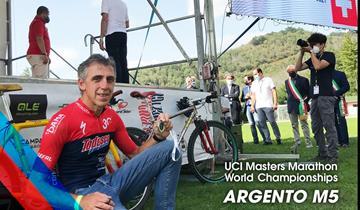 Team Todesco, 1 bronzo e 1 argento al mondiale marathon master