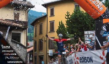 Team Todesco, sull'Altopiano del Sole trionfa Cristian Vaira