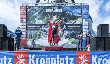 L'instancabile Katazina (Torpado) si prende anche la Kronplatz
