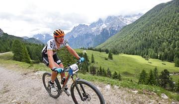 Torpado Sudtirol, Sosna terza alla Dolomiti Superbike