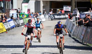 Trek-Pirelli, Vlad Dascalu 5° in World Cup a Leolang