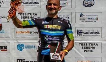Triangolo Lariano, Baggi bronzo al campionato italiano XCO