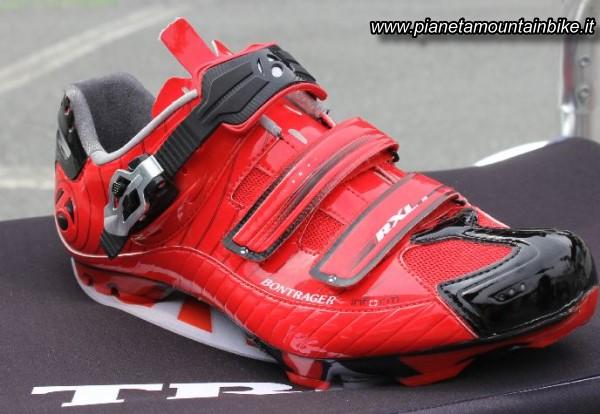 Bontrager RXL Mountain: Le scarpe da mountain bike dei Top