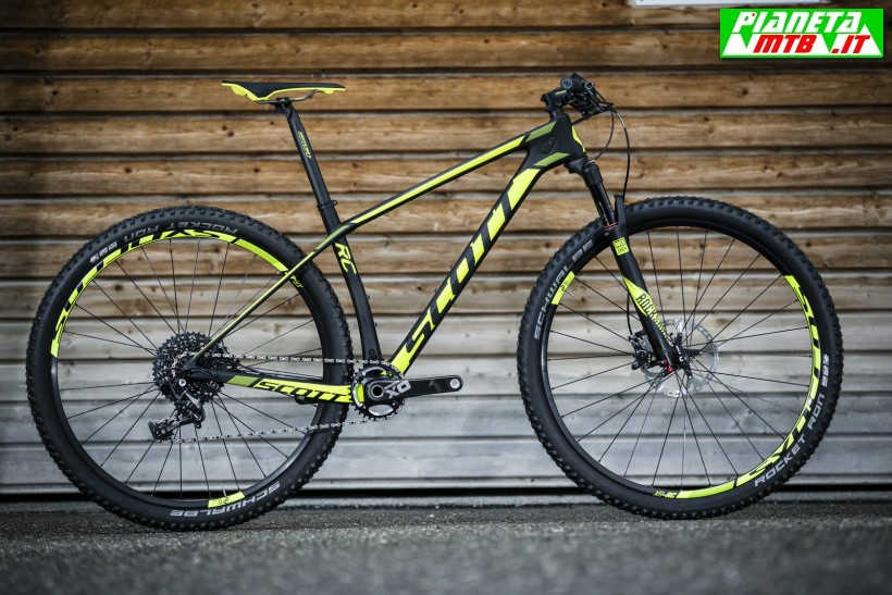 Scott Scale RC 700 / 900 World Cup 2017