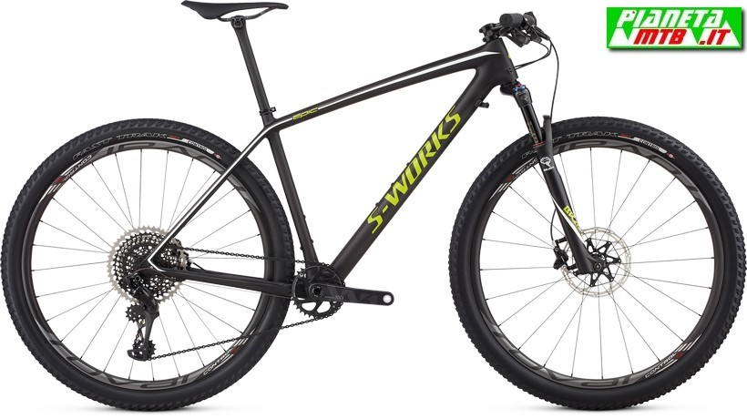 Specialized S-Works Epic HT World Cup