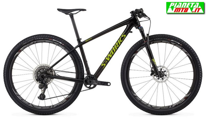 Specialized S-Works Epic HT 29 World Cup Women
