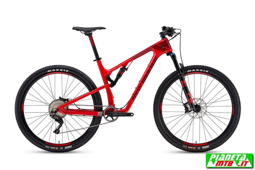 Rocky Mountain Element 950 RSL 2017