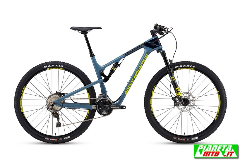 Rocky Mountain Element 970 RSL 2017