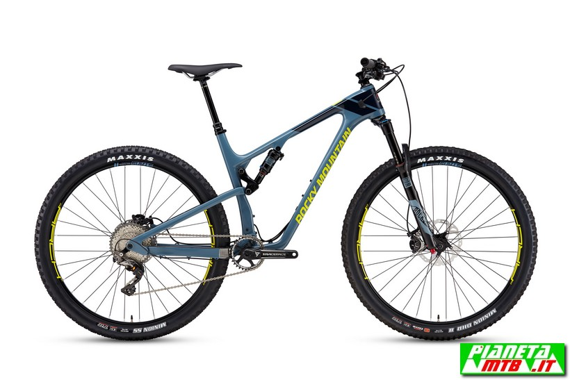 Rocky Mountain Element 990 RSL BC - 2017