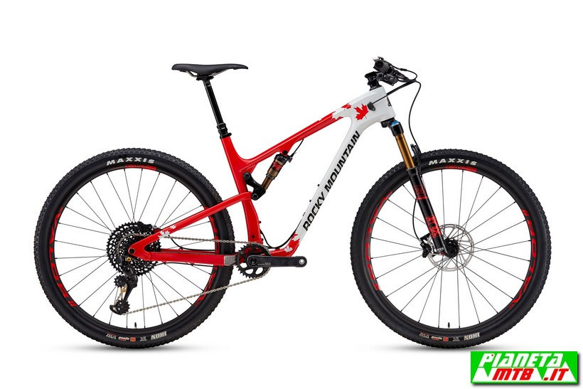 Rocky Mountain Element 999 RSL - 2017