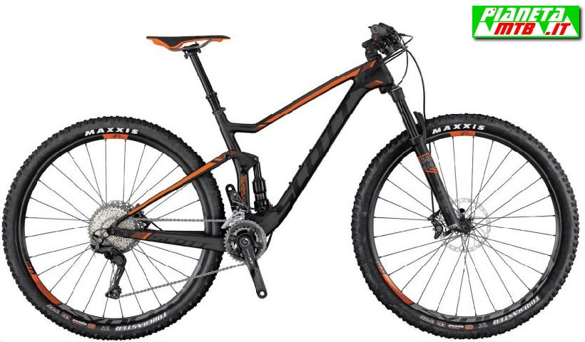 Scott Spark 710 / 910 modello 2017