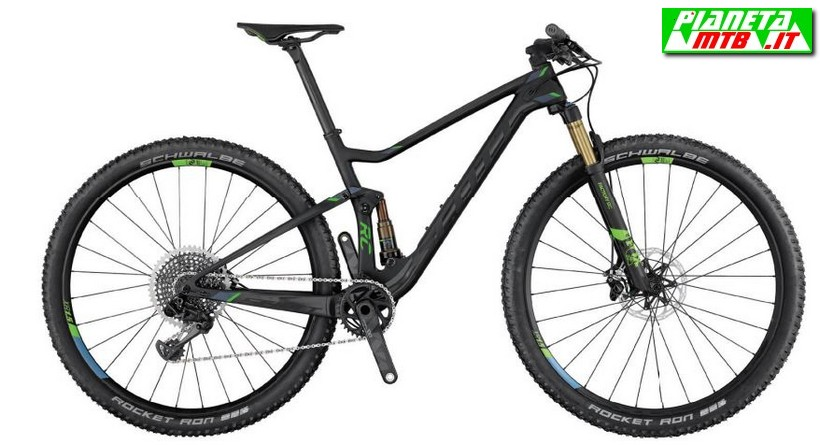 Scott Spark RC 700 / 900 Ultimate