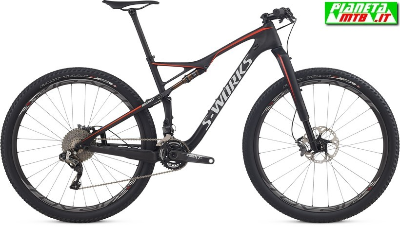 Specialized Epic FSR S-Works Di2