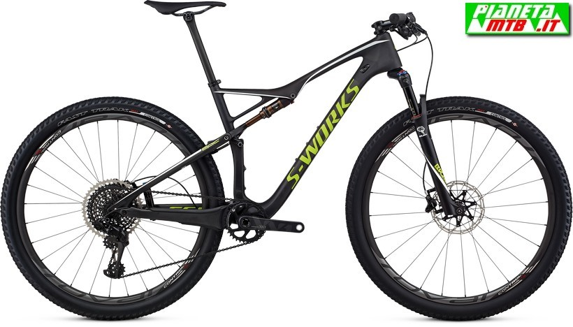 Specialized S-Works Epic FSR Carbon World Cup