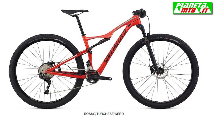 Specialized Era FSR Comp carbon 29