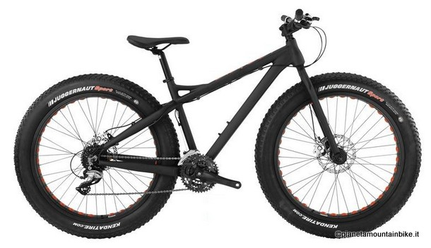 BH Big Foot 6.7 - Fat Bike