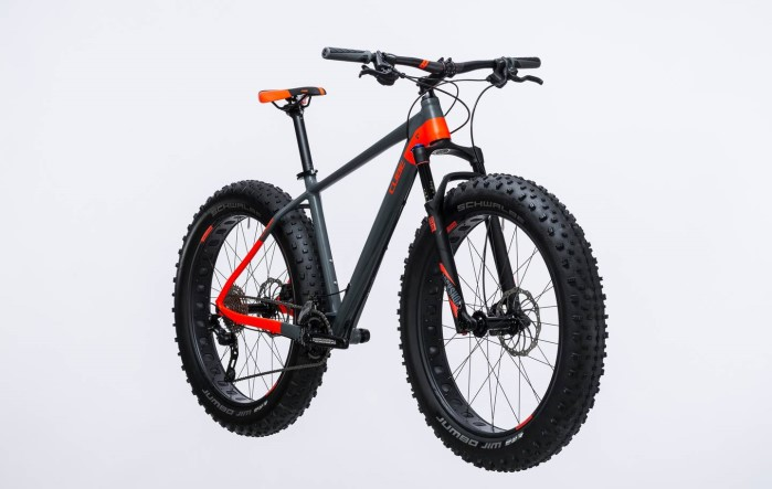 Cube Nutrail - Fat Bike