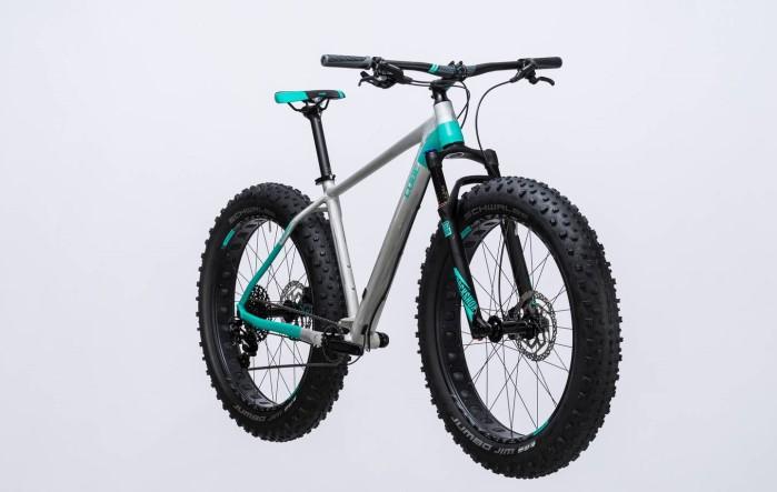 Cube Nutrail Pro - Fat bike
