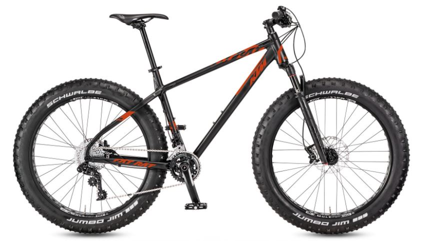 Fat bike KTM Fat Rat