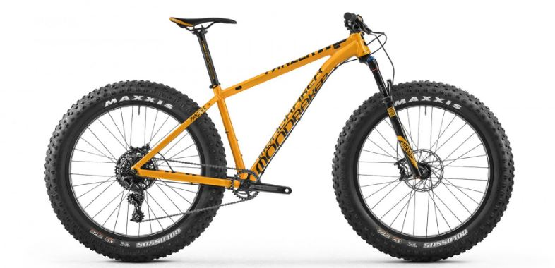 Mondraker Panzer R Fat Bike