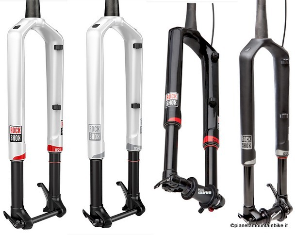 forcella rock shox