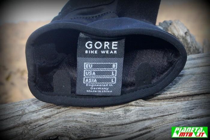 Guanti Gore Bike Wear Universal Windstopper Mid - Test